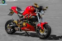 Ducati Monster 110 độ cực độc cực chất...