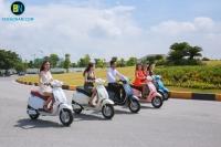 Mua xe điện Vespa Nioshima 2018 chính hãng giá rẻ tại Hà Nội