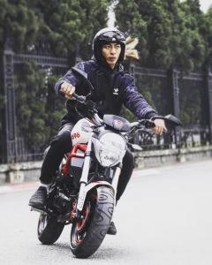 Mua xe máy Ducati Monster 110 chính hãng ở đâu Hà Nội?