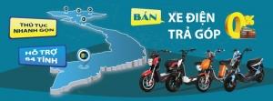 Bán Xe Điện Xe Cub 50 Trả Góp lãi suất 0% thủ tục nhanh gọn - Hỗ trợ 64 tỉnh thành tại Xe Điện Bảo Nam