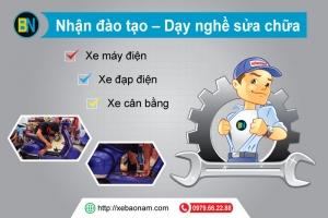 Nhận Đào Tạo - Dạy nghề sửa chữa xe đạp điện,xe máy điện,xe điện cân bằng tại Hà Nội
