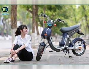 Album hình ảnh siêu teen lựa chọn Xe đạp điện Nijia S 12A 2017