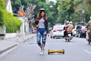 Mua xe điện cân bằng chính hãng giá rẻ tại Hà Nội