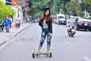 Xe điện cân bằng chính hãng tốt nhất Hà Nội và Hồ Chí Minh