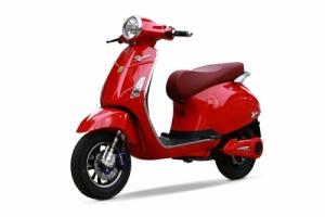 Tính năng ưu việt của xe máy điện Vespa Roma