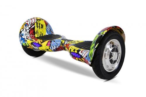 Xe điện cân bằng 2 bánh là gì?