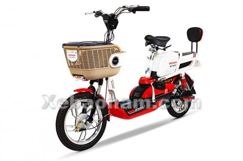 Cập bến xe đạp điện Honda A6 – Hàng Nhật, chất lượng Nhật