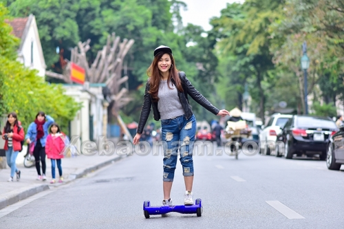 Địa chỉ bán xe điện cân bằng tốt nhất Hà Nội