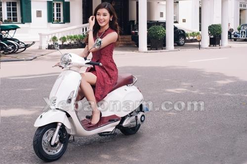 4 lý do nên lựa chọn dòng xe máy điện Vespa Nioshima Byvin