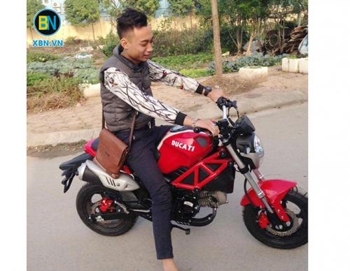 Album Khách hàng muaXe máy Ducati Monster 110 giá rẻ nhất Việt Nam