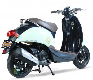 Xe ga 50cc Scoopy màu Xanh Đậm
