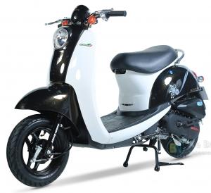 Xe ga 50cc Scoopy màu đen new