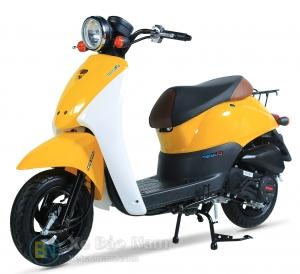 Xe ga 50cc Today màu Vàng Trắng New