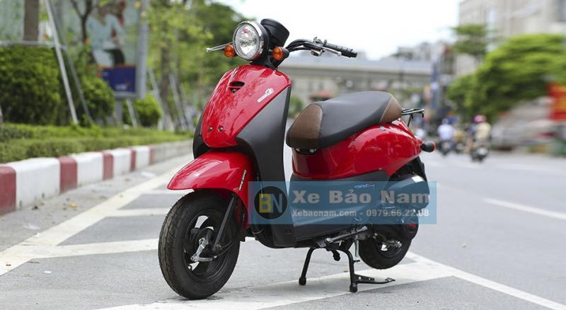Xe ga 50cc Today Màu Xanh Lá New