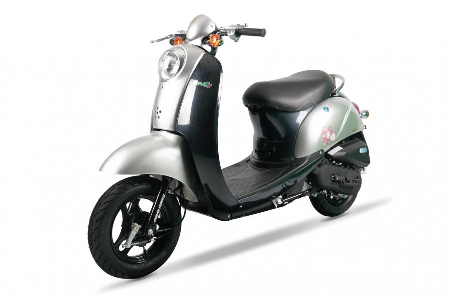 Xe ga 50cc Scoopy đời mới