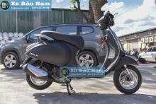 Đánh giá chi tiết Xe ga 50cc Nio F1 Nioshima Đen Nhám ► Đời mới nhất