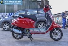 Xe ga 50cc Nio F1 kiểu dáng Italia cực đẹp ► Nữ tính sành điệu số 1 Học Sinh