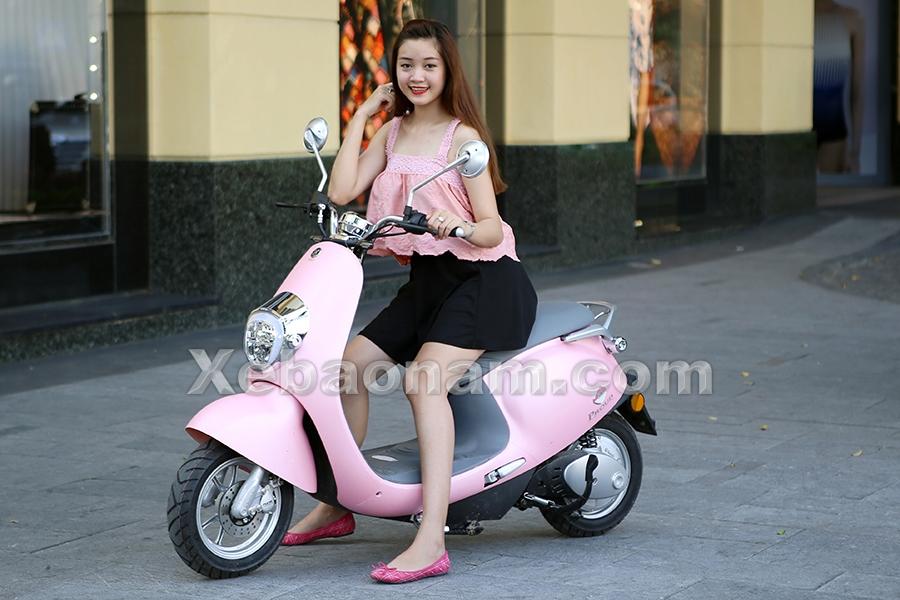 Xe máy điện Proud chính hãng nhập khẩu - xebaonam.com