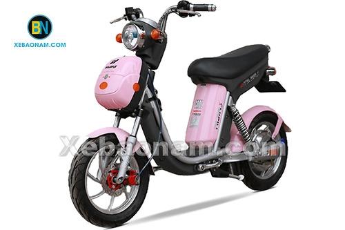 Xe đạp điện Nijia 2017 chính hãng nhập khẩu