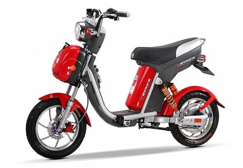Xe đạp điện Nijia MaxBike 20A 2016