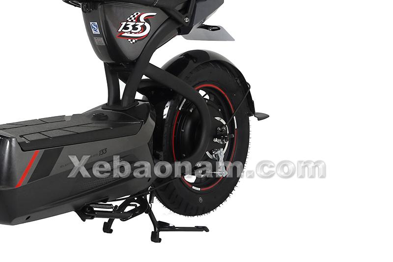 Xe máy điện M133S Plus+ 2016