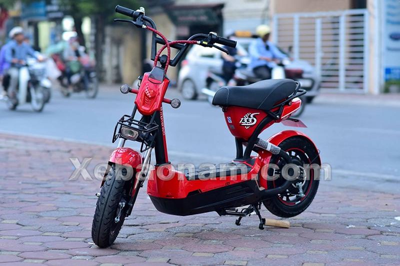 Xe máy điện M133S Plus 2015 chính hãng nhập khẩu | Xebaonam.com