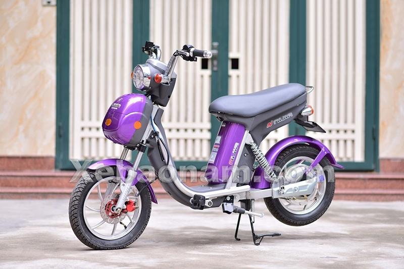 Xe đạp điện Nijia 2016 chính hãng nhập khẩu | Xebaonam.com