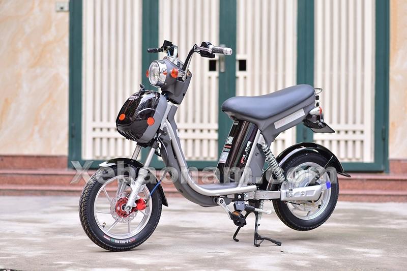 Xe đạp điện Nijia 2016 chính hãng nhập khẩu   Xebaonam.com