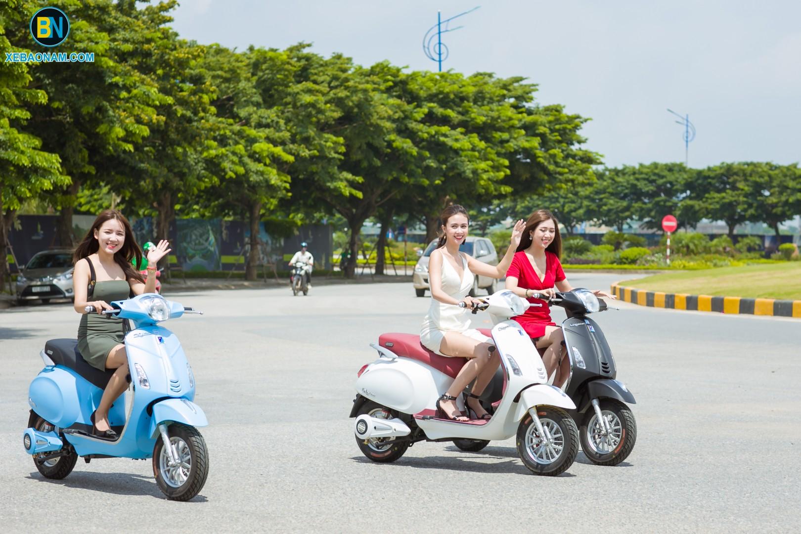 Xe máy điện vespa nioshima chính hãng – Xe Bảo Nam