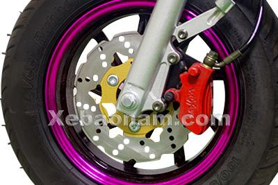 Xe máy điện Viper 912 chính hãng nhập khẩu - xebaonam.com