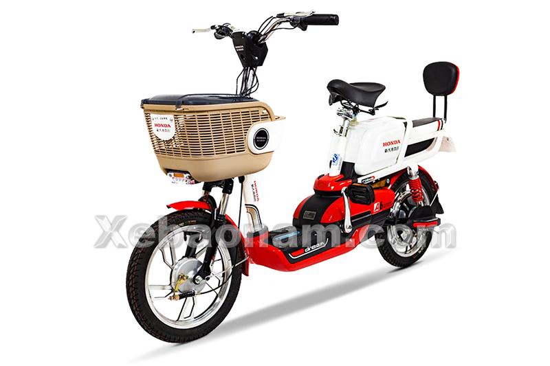 Xe đạp điện Honda A6 chính hãng nhập khẩu | Xebaonam.com