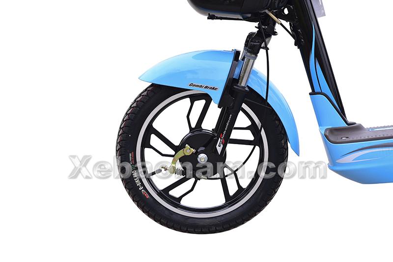 Xe đạp điện Honda M6 chính hãng nhập khẩu | Xebaonam.com