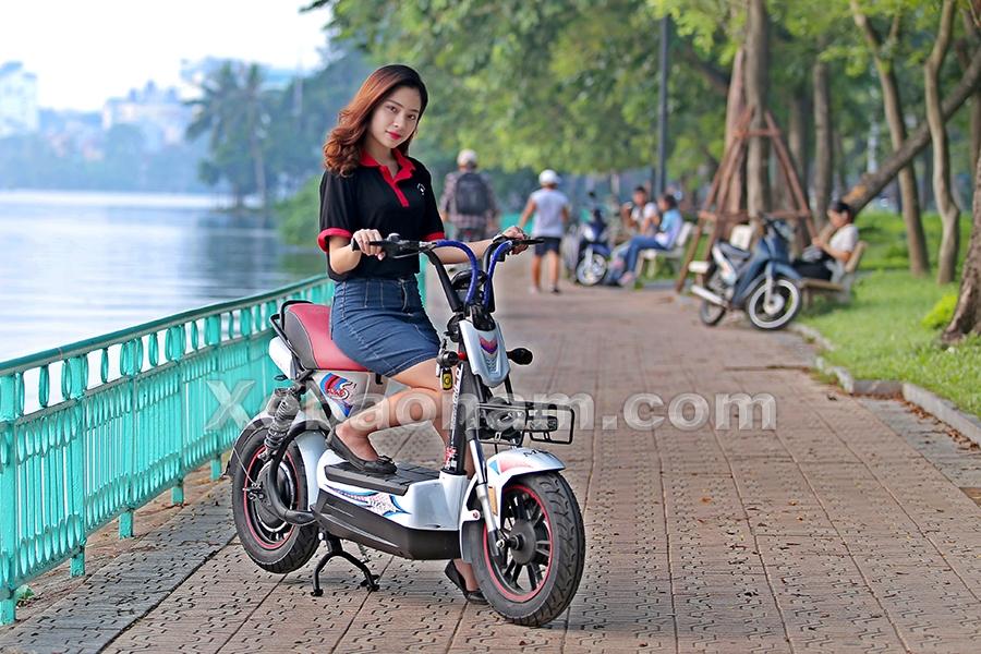 Xe máy điện M133 S6 Suzika chính hãng nhập khẩu | Xebaonam.com