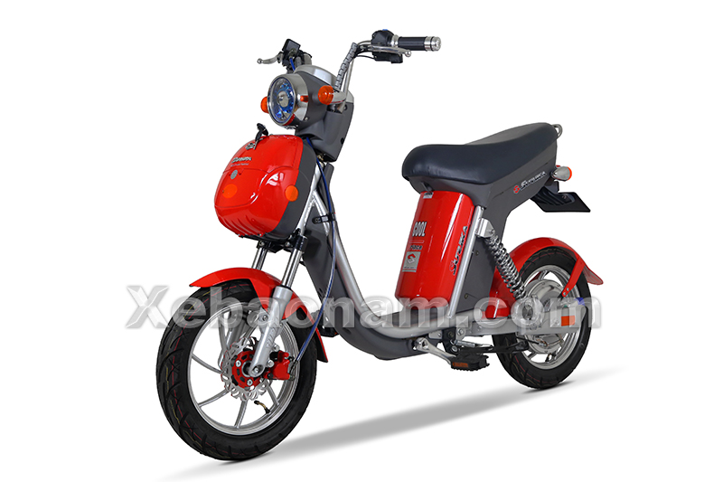 Xe đạp điện Nijia 20A chính hãng nhập khẩu | Xebaonam.com