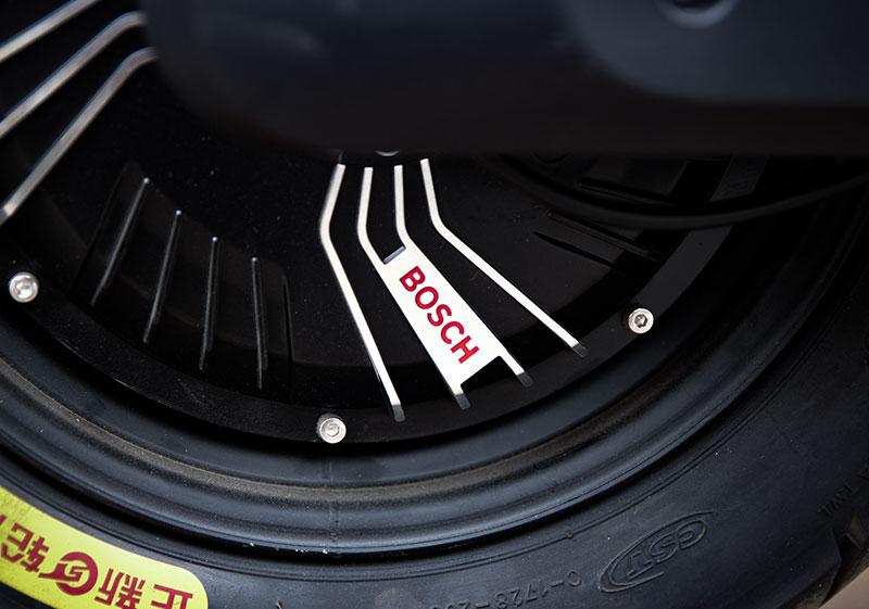 Xe máy điện Milan 2S chính hãng nhập khẩu