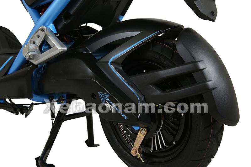Xe máy điện Xmen 2S Plus khẳng định đẳng cấp phái mạnh
