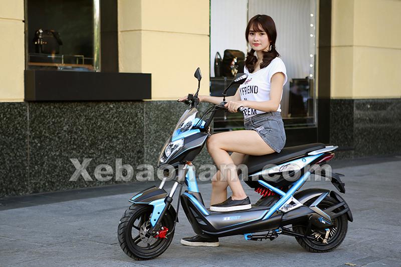 Xe máy điện Xmen 2S Plus chính hãng   xebaonam.com