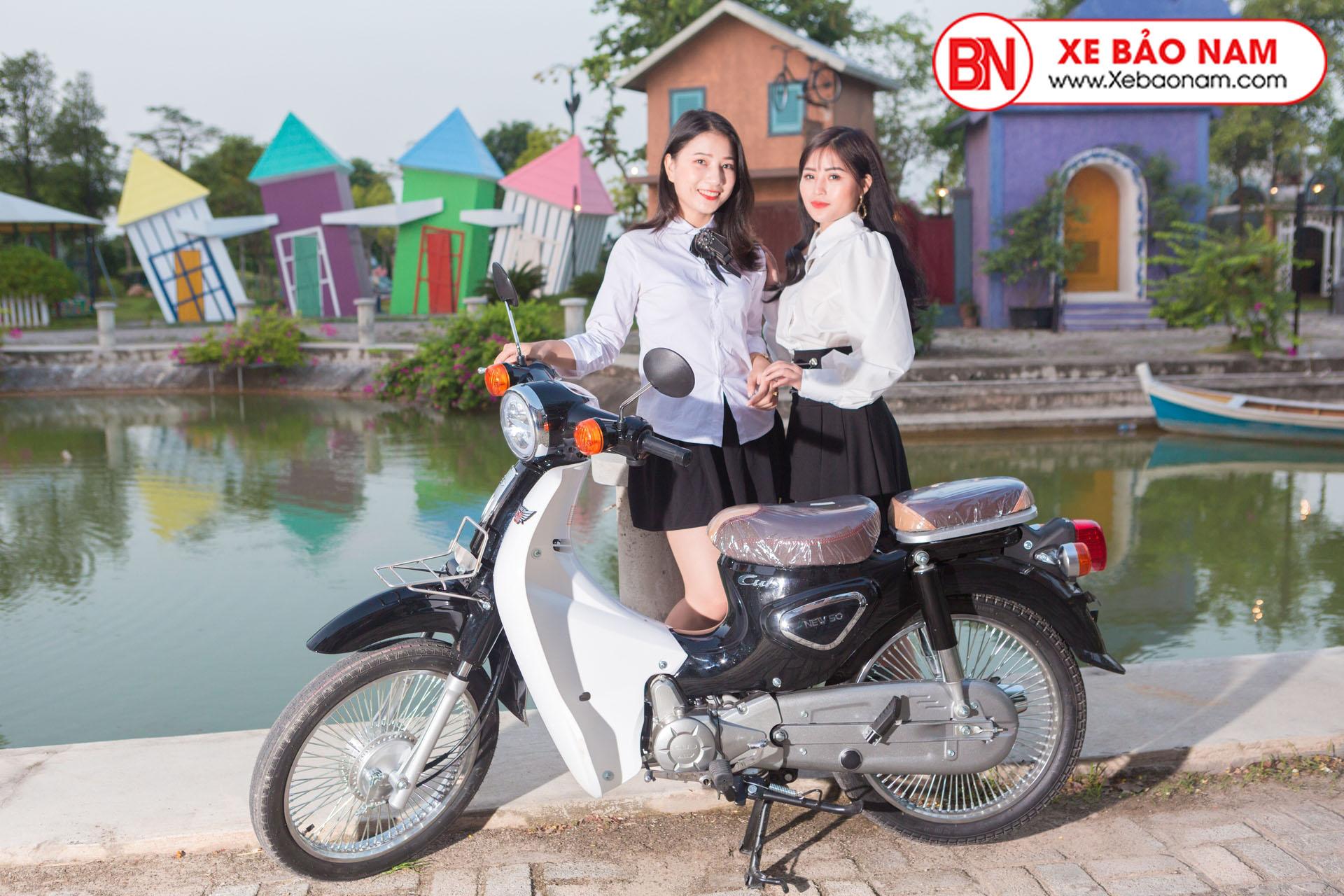 xe máy 50cc Cub New Ally 50 Kerea