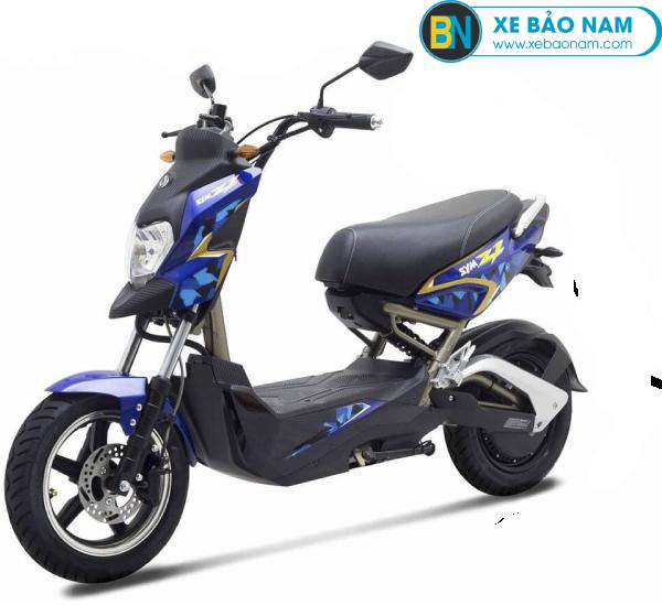 Đặc điểm nổi bật của xe điện Xmen Z1 chính hãng Sym