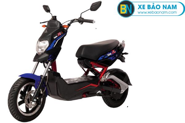 Giới thiệu sơ lực về chiếc xe điện Xmen Z1 chính hãng Sym