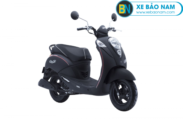 Xe ga 50cc Elite Sym khiến bạn yêu từ cái nhìn đầu tiên