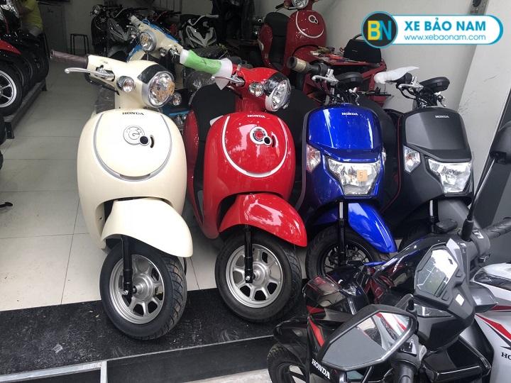 Xe ga 50cc Honda Giorno nhập khẩu với nhiều tính năng nổi bật