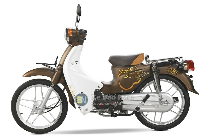 Xe máy Cub 50cc Detech 1