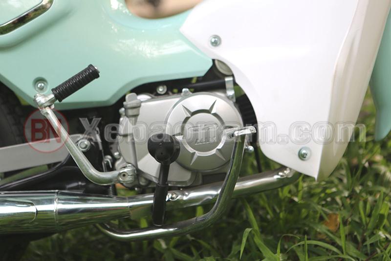 Đạp số xe cub 50cc ally new