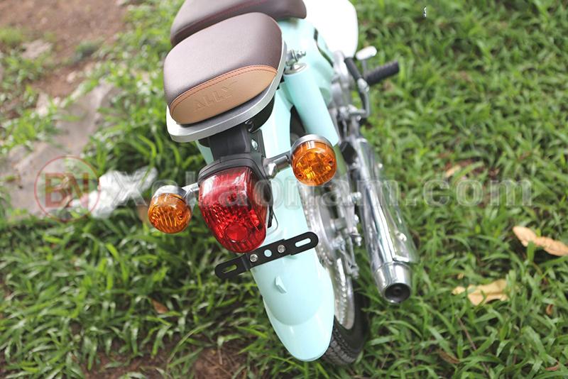 Đèn hậu xe cub 50cc ally new