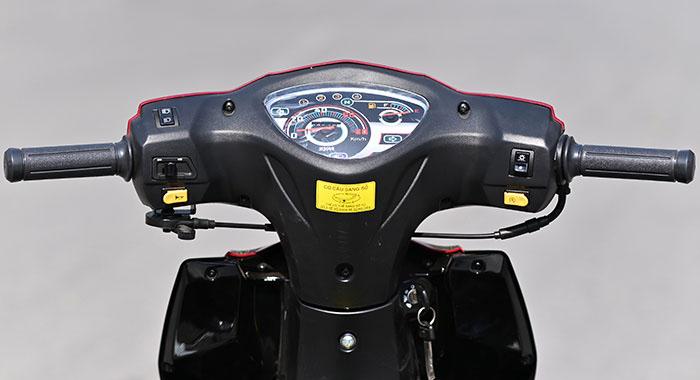Mặt đồng hồ xe máy 50cc elegant sym