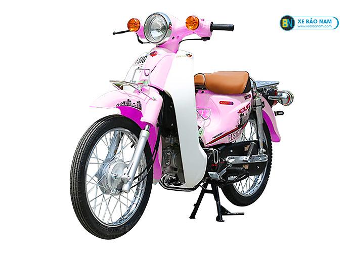 Giá xe 50 Indo màu hồng 1