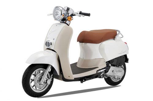 Giá xe 50cc crea nioshima