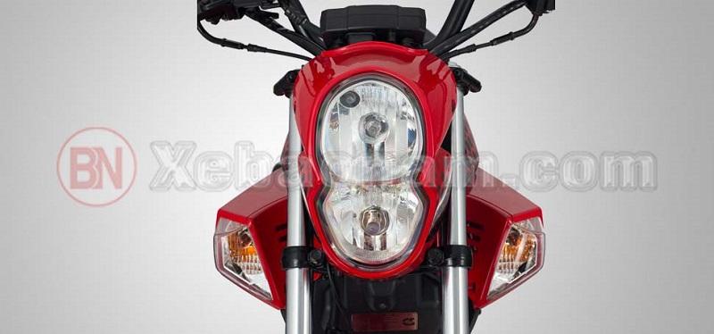 Bộ đèn đôi xe máy 50cc kymco k-pipe 50