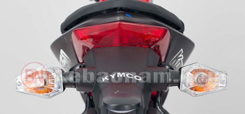 Đen led đuôi xe máy 50cc kymco k-pipe 50